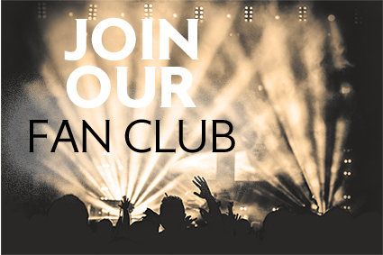 Join our Fan Club